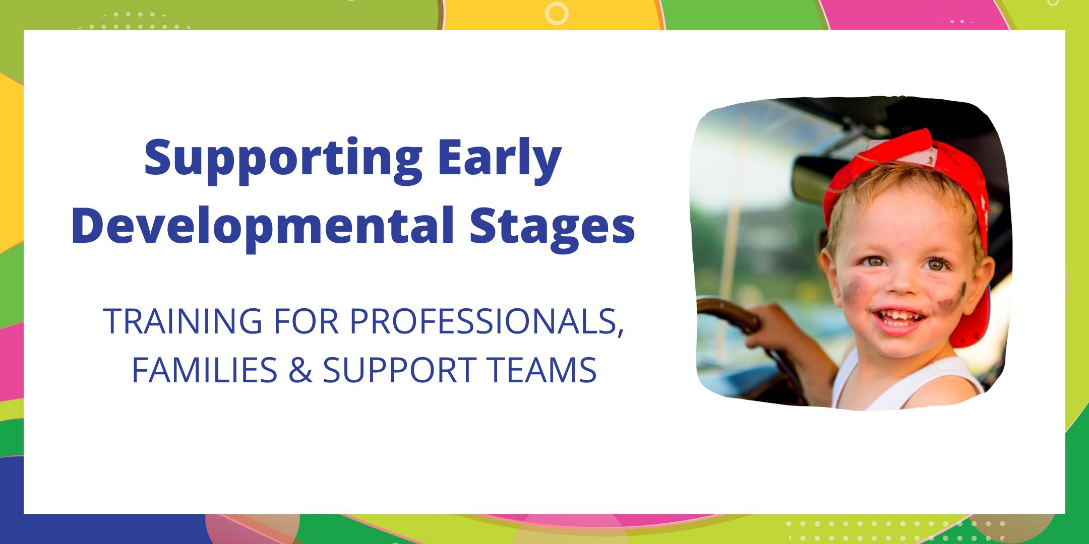 Early developmental delay workshop